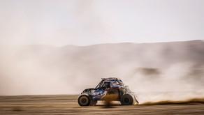 Every Second Counts : Dakar 2020