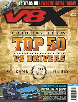 V8X Magazine