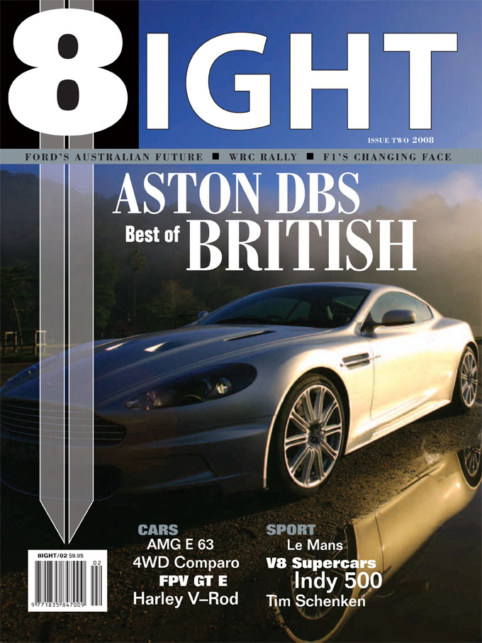 8IGHT Magazine