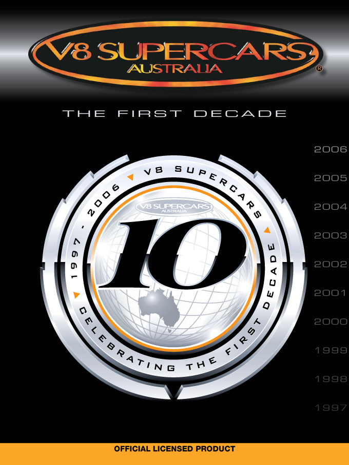 V8 Supercars: The First Decade
