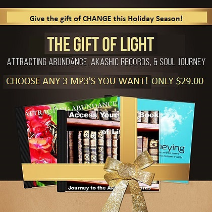 Give the Gift of CHANGE this Holiday Season