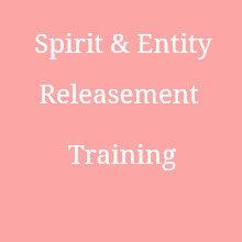 Spirit & Entity Releasement Training