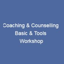 Coaching & Counselling Basic & Tools Workshop