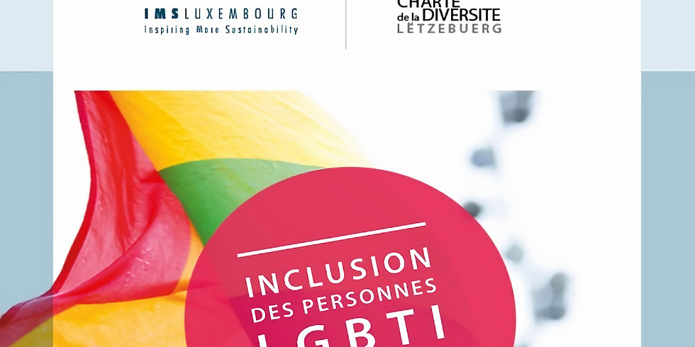 Atelier-discussion IMS: L'inclusion des personnes LGBTI dans les entreprises (RESERVE AUX MEMBRES)
