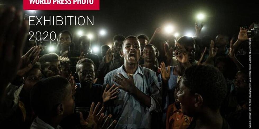 Visite de l'exposition de photojournalisme 'World Press Photo' + Conférence 'Deceptive Images'