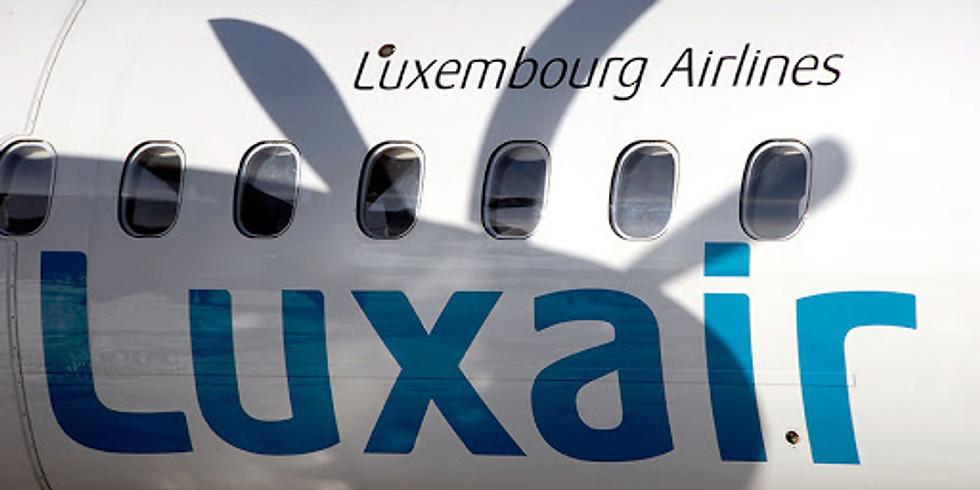 CENARP -  Embarquement immédiat sur un vol Luxair affrété par le CENARP ! (Réservé aux membres)