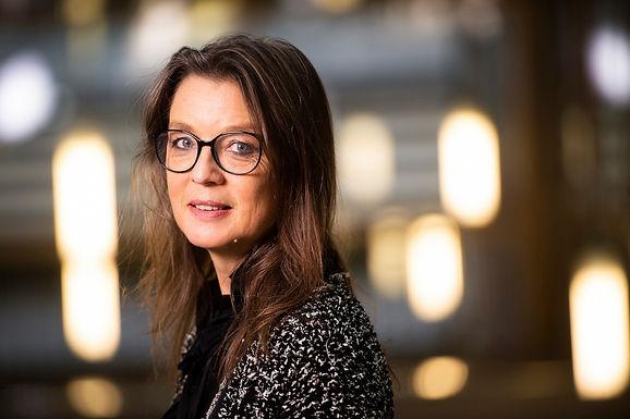 Isabelle Faber présidente de Women in Business