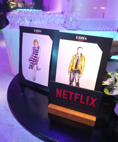 NETFLIX - Edha Premiere