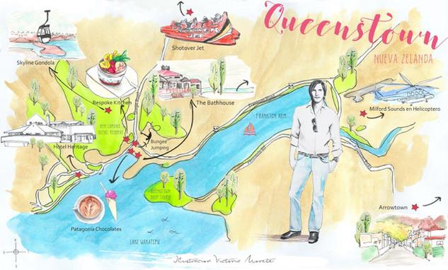 "Mapa para ""Resto Del Mundo"""