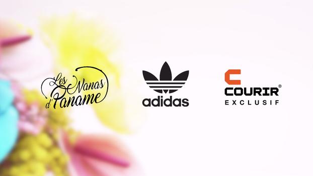 Adidas by Les Nanas d'Paname