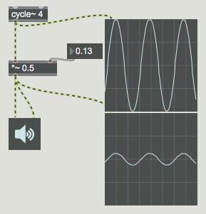 MAX 7 オーディオ処理基礎1