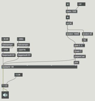MAX 7 シンセサイザー基礎3-2