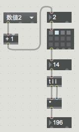 MAX 7 サウンドプログラミング基礎6