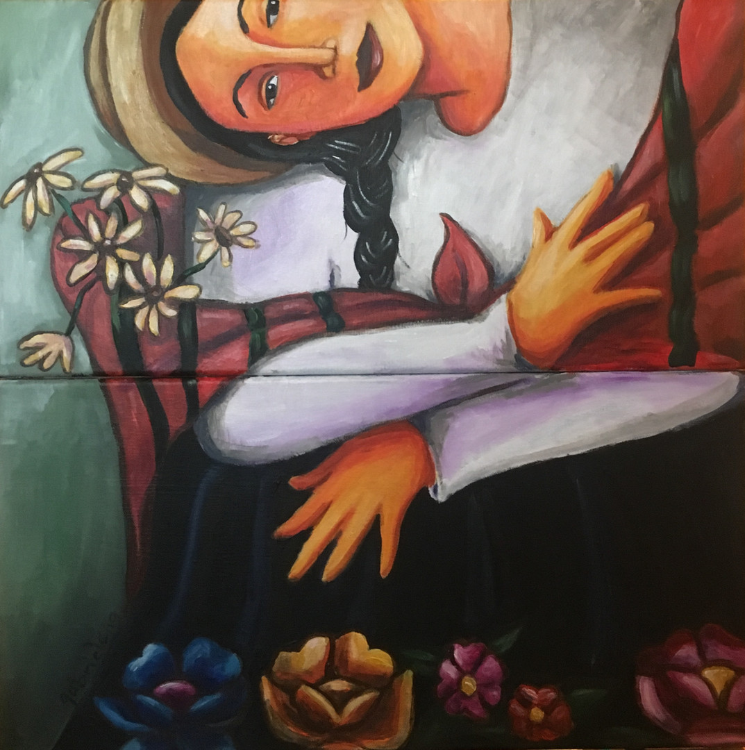 Woman from Huancayo