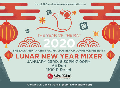 Learn the Way of the Rat for the Upcoming 2020 Lunar New Year Celebration