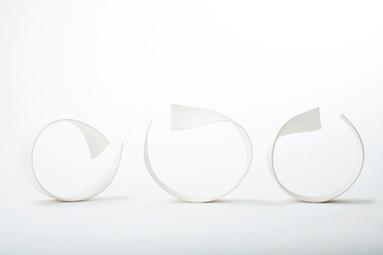 wheelthrown porcelain I oxidation