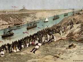 Com Eça de Port Said a Suez