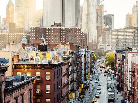 Fazendo de conta que estou em Nova Iorque