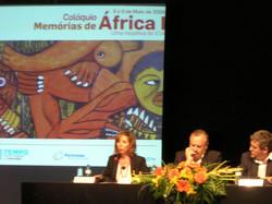 """Colóquio """"Memórias de África"""""""