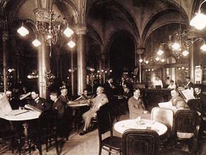 A Viena dos cafés