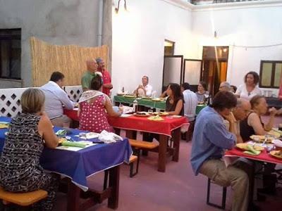 """À mesa com Teixeira Gomes"""