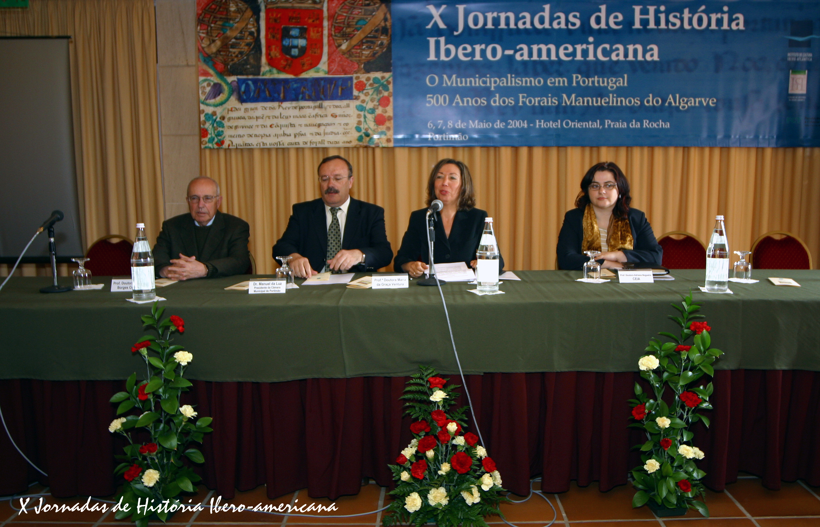 X Jornadas História Ibero-americana