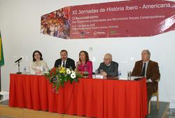 XI Jornadas História Ibero-americana