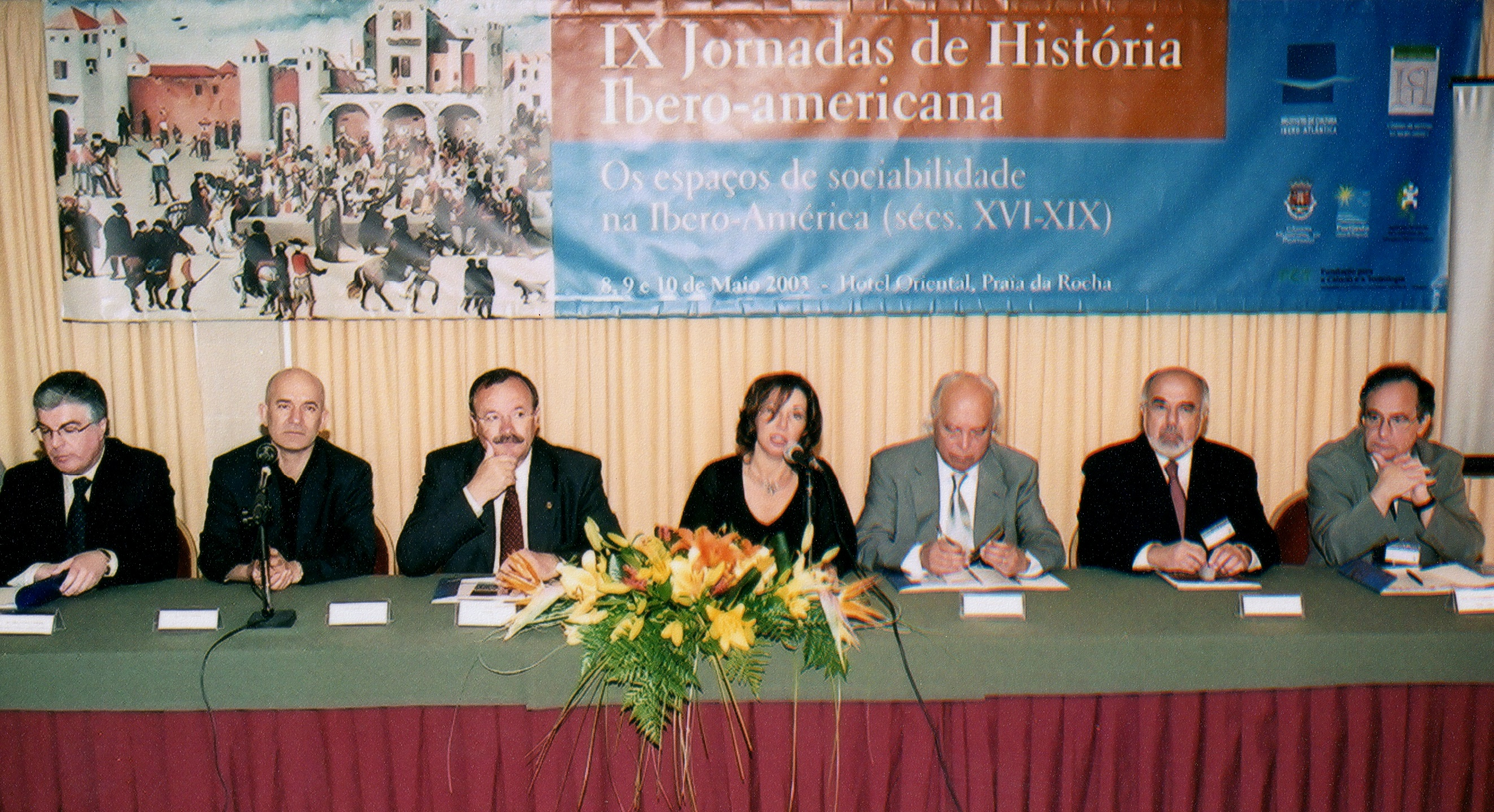 IX Jornadas História Ibero-americana