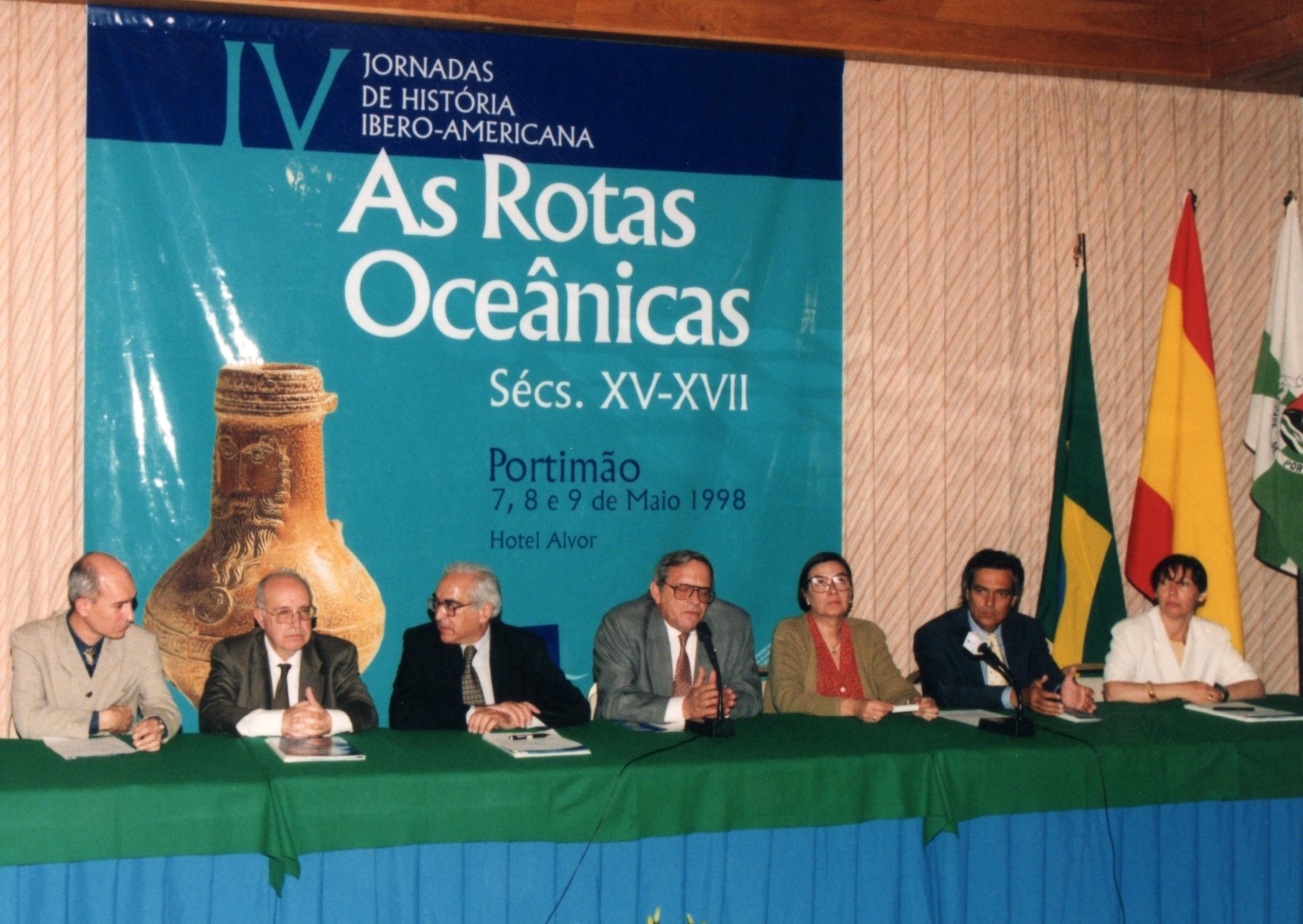 IV Jornadas História Ibero-americana