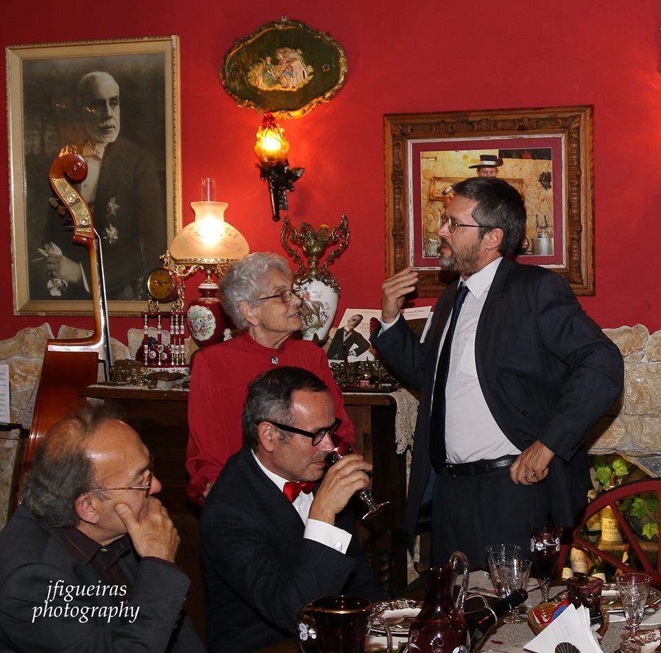 Jantar literário Teixeira Gomes 2017