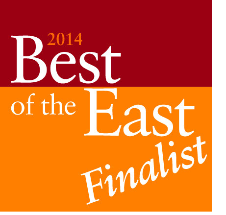 2014 Best of the East Finalist