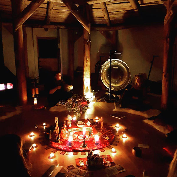 Sacred Circle Space