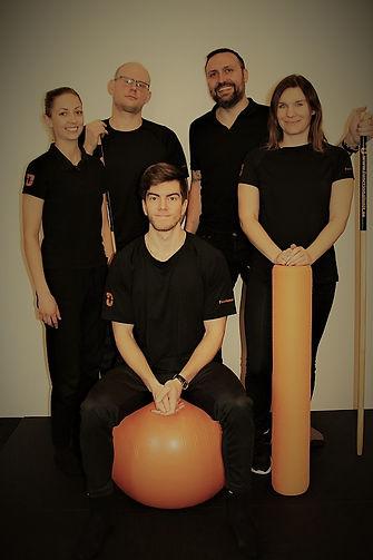MammaMage tränar, Medicinska tränare, kiropraktor, kiropraktik, functional unit