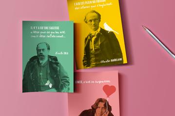 Collection 2018 Vlan des poètes !