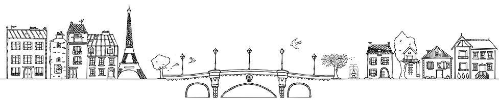 illustration paris chasseur immobilier
