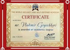 Диплом WSSA Гегечкори Владимир.png