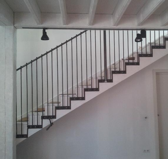 Escalier droit 2