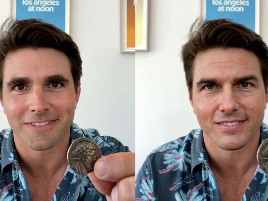 Tiktok Creator Booms by Deceiving Users with Unsettlingly Realistic Clips of Tom Cruise