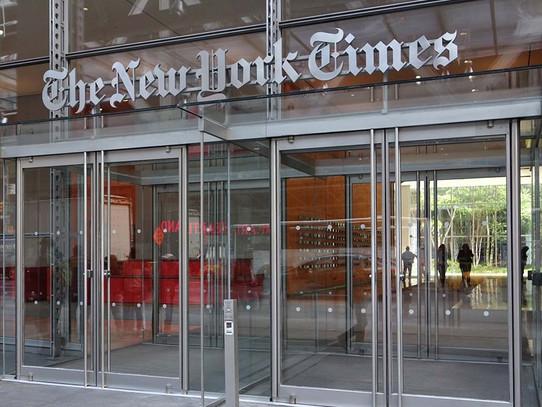 Trump Campaign Lawsuit Against New York Times Dismissed