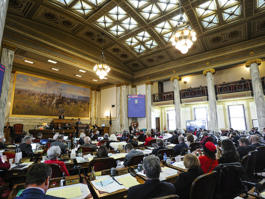 TPF Denounces House Bill to Restrict Press Freedom in Montana