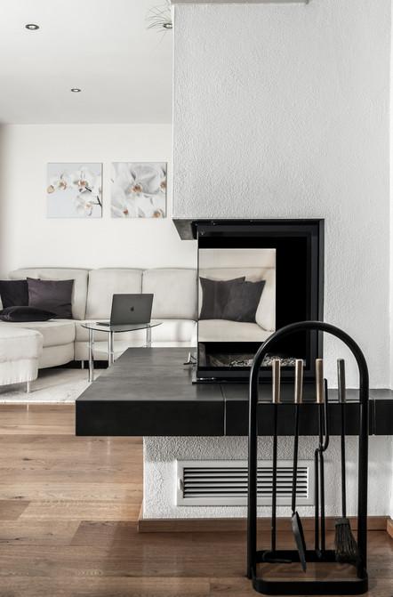 Focal Fireplace
