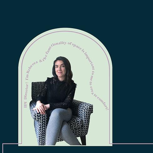 Interior Design Yourself - E-Design UK - Rebecca