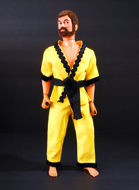 KUNG FU DOGI ACTION OUTFIT