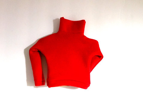 VINTAGE AM ADVENURER STYLE JUMPER (RED)
