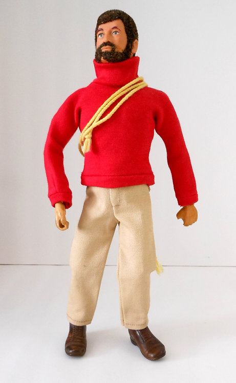VINTAGE AM STYLE ADVENTURER OUTFIT (RED)