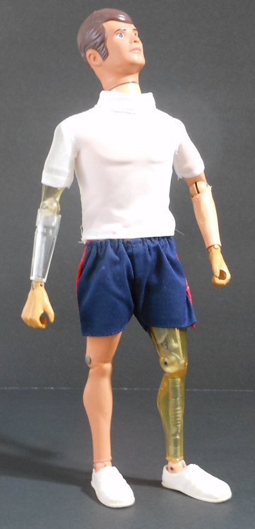 CYBORG ATHLETIC TRAINING OUTFIT
