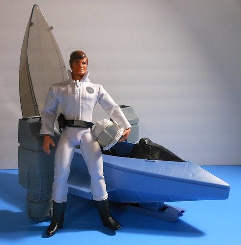 J PACK GALACTIC PILOT (WHITE)