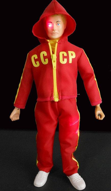 SOVIET CYBORG TRACK SUIT