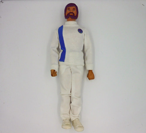 Alpha RC Crew Action Outfit Blue Team