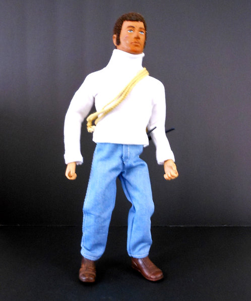 VINTAGE AM STYLE ADVENTURER OUTFIT (WHITE)